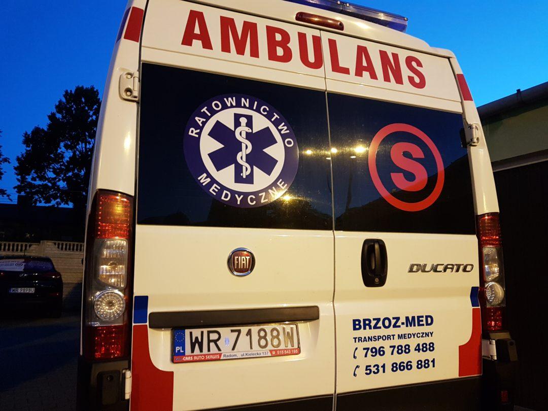 transport medyczny radom 1